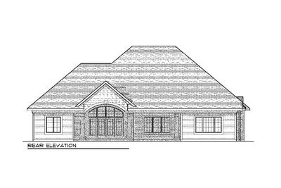French Country House Plan - 89033AH thumb - 02