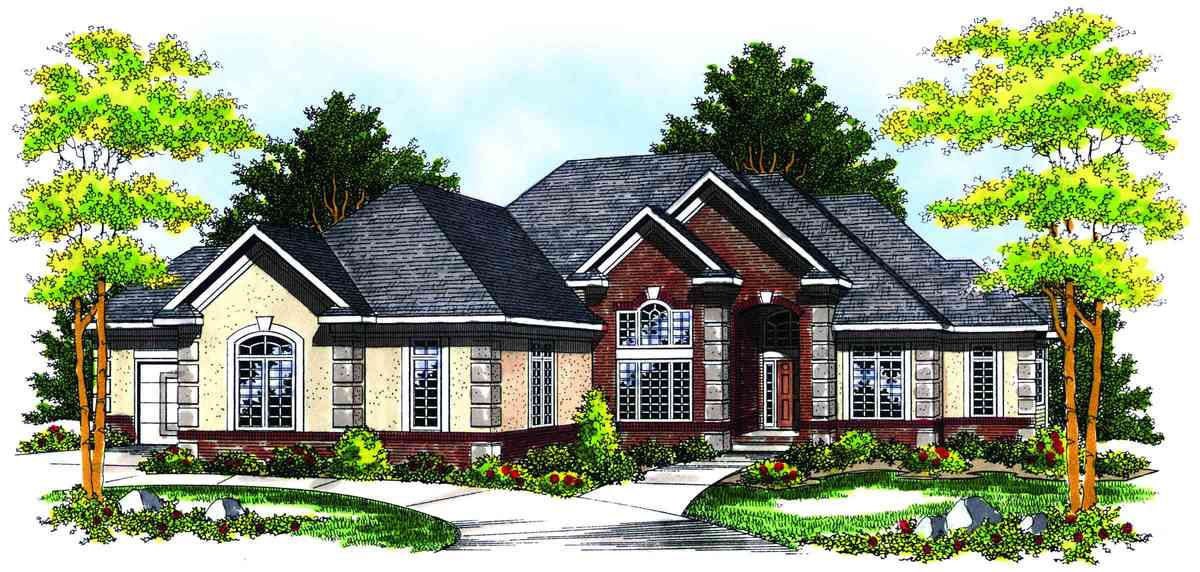 Perfect for hillside lots 89204ah architectural for House plans for hillside lots