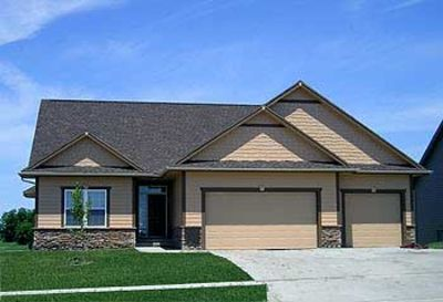 Handsome Ranch Home Plan - 89396AH thumb - 03