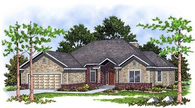 charming traditional ranch home plan 8949ah