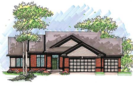 Expandable ranch home plan 89751ah 1st floor master for Expandable ranch house plans