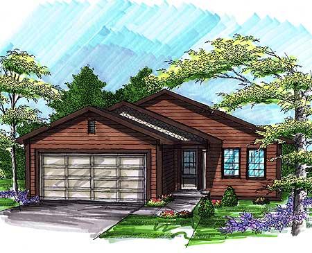 Economical Ranch Home Plan 89766ah 1st Floor Master