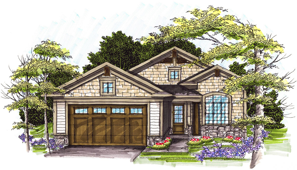 Charming Cottage 89775ah Architectural Designs House