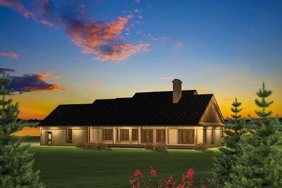 3 Bedroom Rambling Ranch 89821ah Architectural Designs