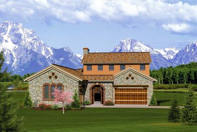 Timeless Tuscan With Courtyard - 89823AH thumb - 13