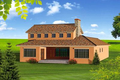 Timeless Tuscan With Courtyard - 89823AH thumb - 14