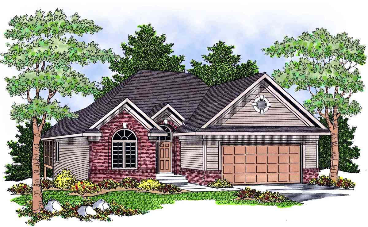 Classic ranch home plan 8983ah architectural designs for Classic ranch homes