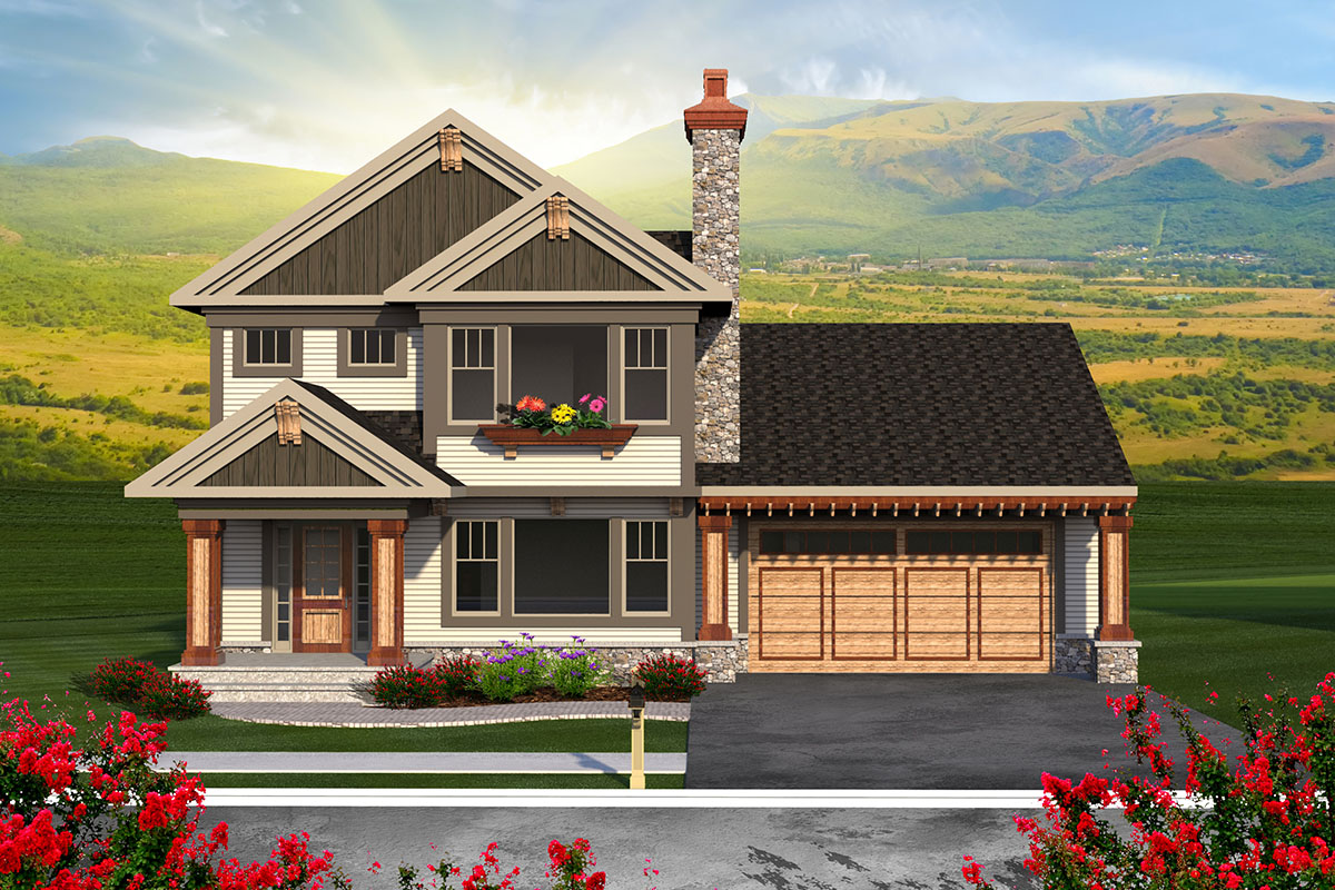Traditional house plan with smart details 89938ah 2nd for Architecturaldesigns com house plan 56364sm asp
