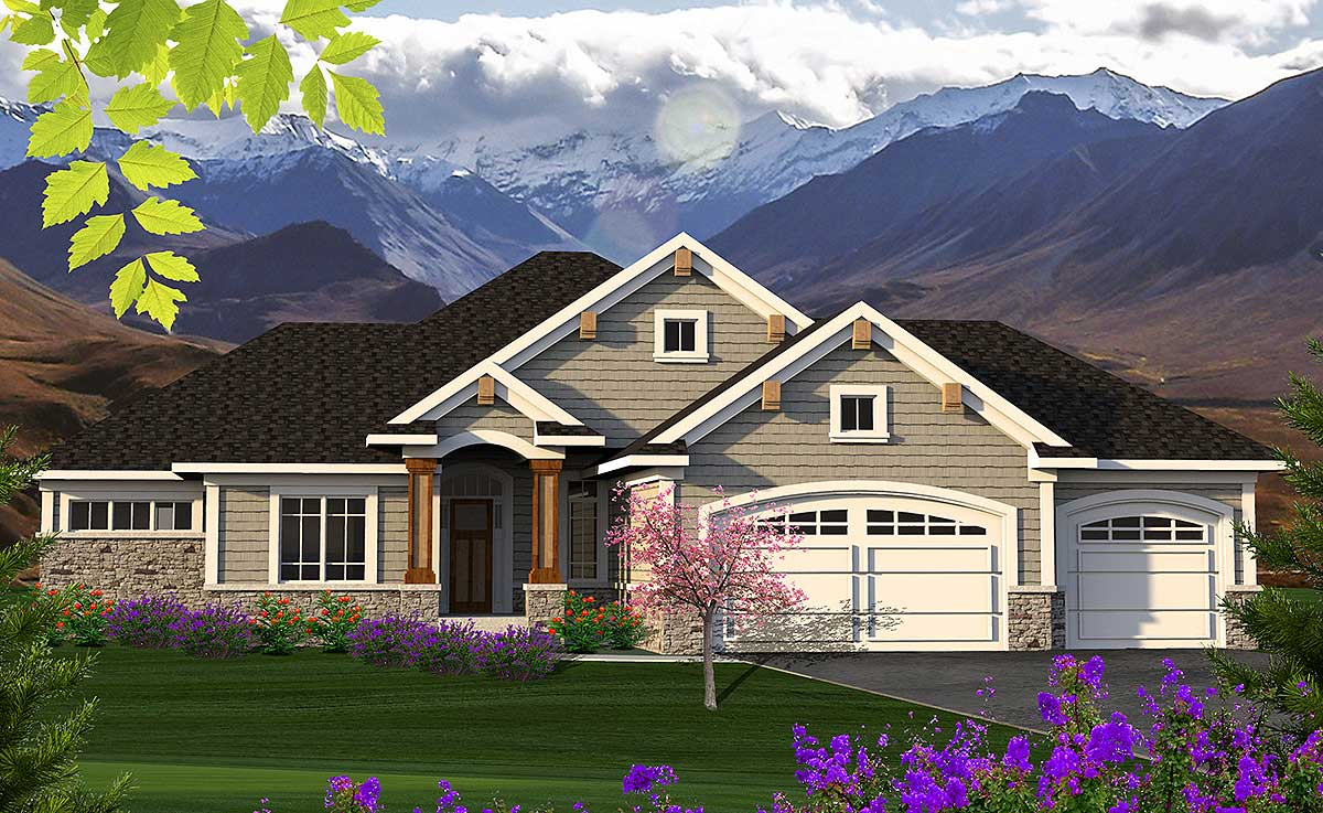 89953ah 1479235335 - 11+ Small House Plans Architectural Design  PNG