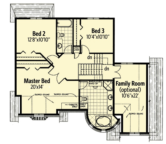 Stonecastle Apartments: 2nd Floor Master Suite, Bonus Room, CAD Available, Canadian