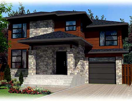 Awesome Contemporary Split Level Home Designs Images Interior