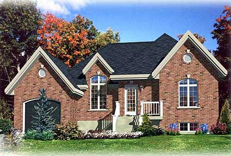 Barrier free bungalow 90204pd architectural designs Barrier free house plans