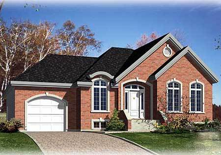 Universal Access Small House Plan 90205pd Architectural Designs House Plans
