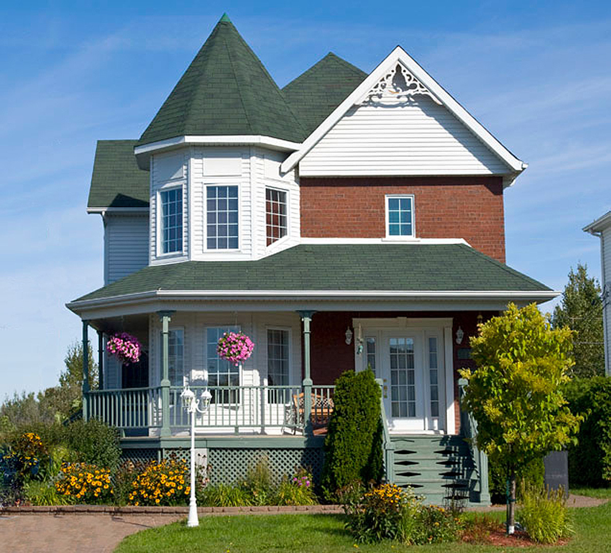 Porches Wrap Around Porches And Victorian On Pinterest: Victorian With Wrap-Around Porch - 90217PD