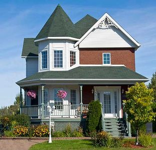 Victorian With Wrap Around Porch 90217pd Architectural