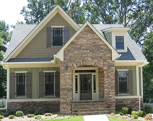 Empty Nester Cottage House Plan 92010vs 1st Floor