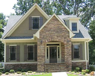 Empty nester cottage house plan 92010vs architectural for Small empty nester home plans