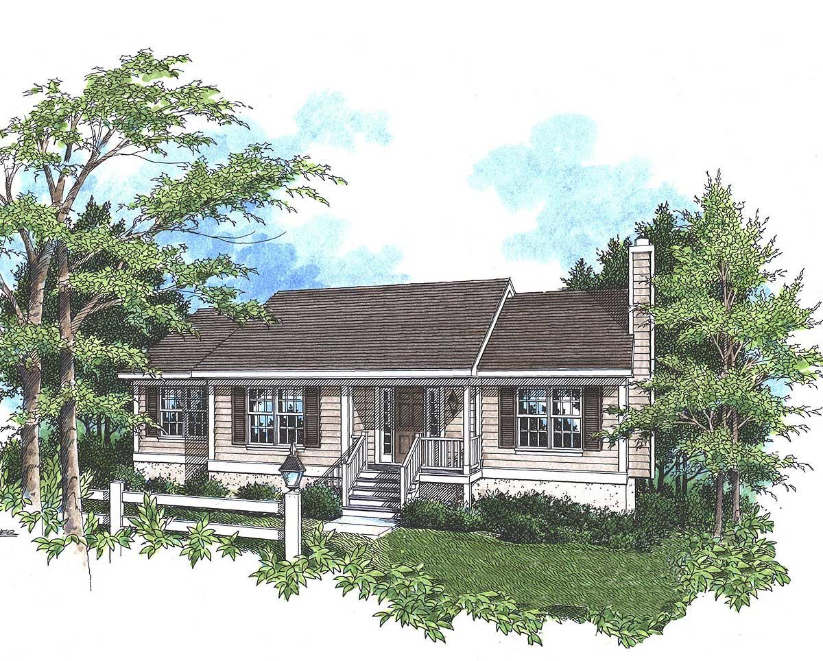 simple rooflines 92039vs architectural designs house plans