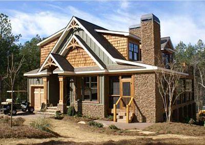 Rustic Cottage 92302MX Architectural Designs House Plans