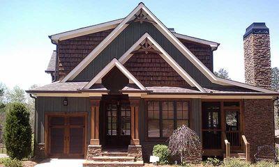 Rustic Cottage - 92302MX thumb - 01