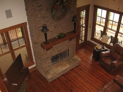 Mountain Home with Vaulted Ceilings - 92305MX thumb - 12