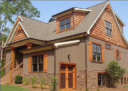 Mountain home plan 92306mx cottage country craftsman mountain vacation exclusive - Mountain house plans dreamy holiday homes ...