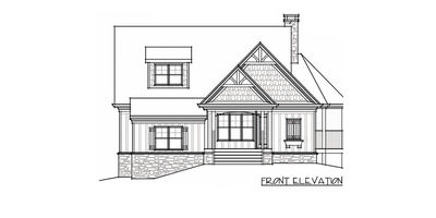 Mountain Home Plan - 92306MX thumb - 06