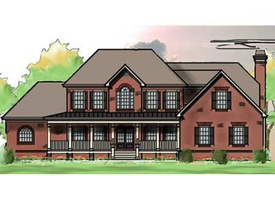Spacious farmhouse home 92315mx architectural designs for Spacious house plans