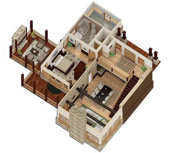 Architectural designs for 5 bedroom house designs 3d