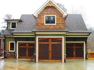 Architectural designs for Live above garage plans