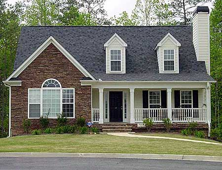 Simplicity with drive under garage 9244sj 1st floor for House plans with drive through garage