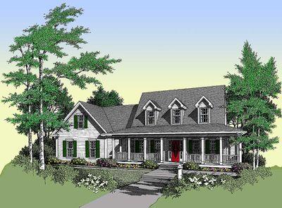 Livable Farmhouse Design - 9248SJ thumb - 01