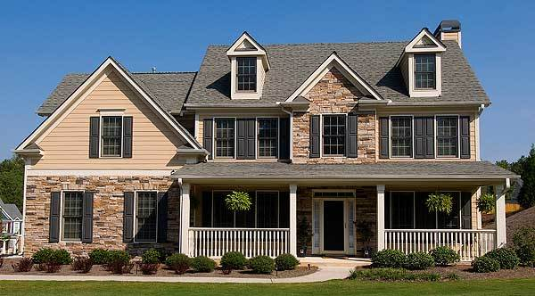 Great layout for entertaining 9255vs architectural for Large home plans for entertaining
