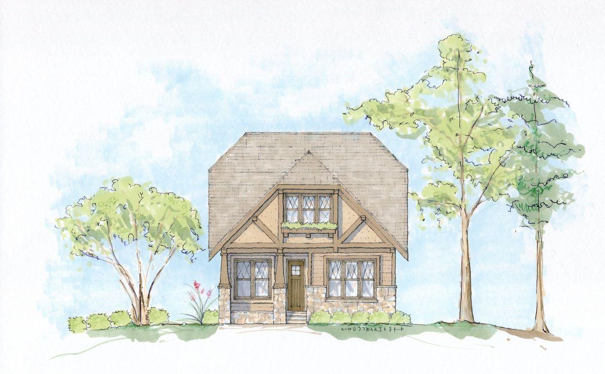 English tudor cottage 93048el architectural designs for English tudor home designs