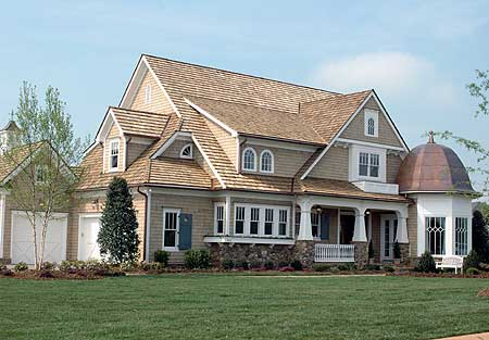 Classic shingle style house plans House design plans