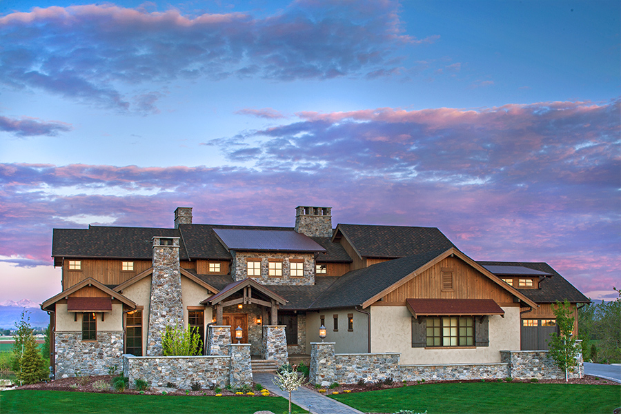 Dazzling craftsman home 95012rw architectural designs for South texas house plans