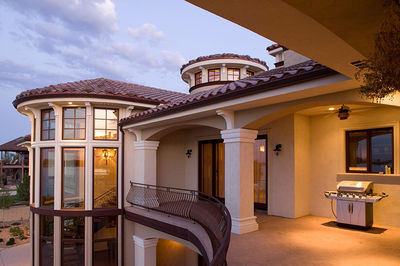 Mediterranean Dream Home Plan - 9539RW thumb - 05