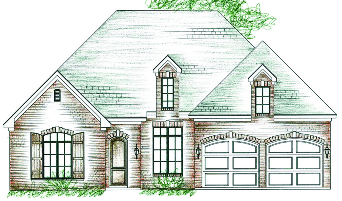 Multiple versions to choose from 9724al architectural for Select house plans