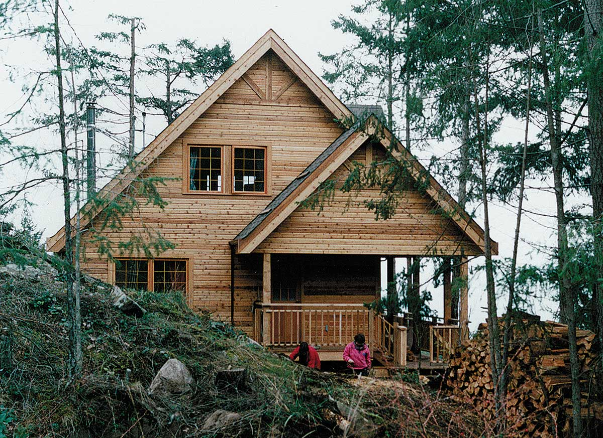 Tiny Home Designs: Architectural Designs - House