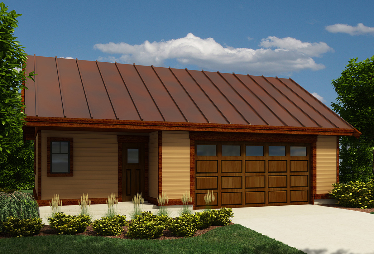2 car garage with workshop 9830sw architectural for 2 car garage with workshop