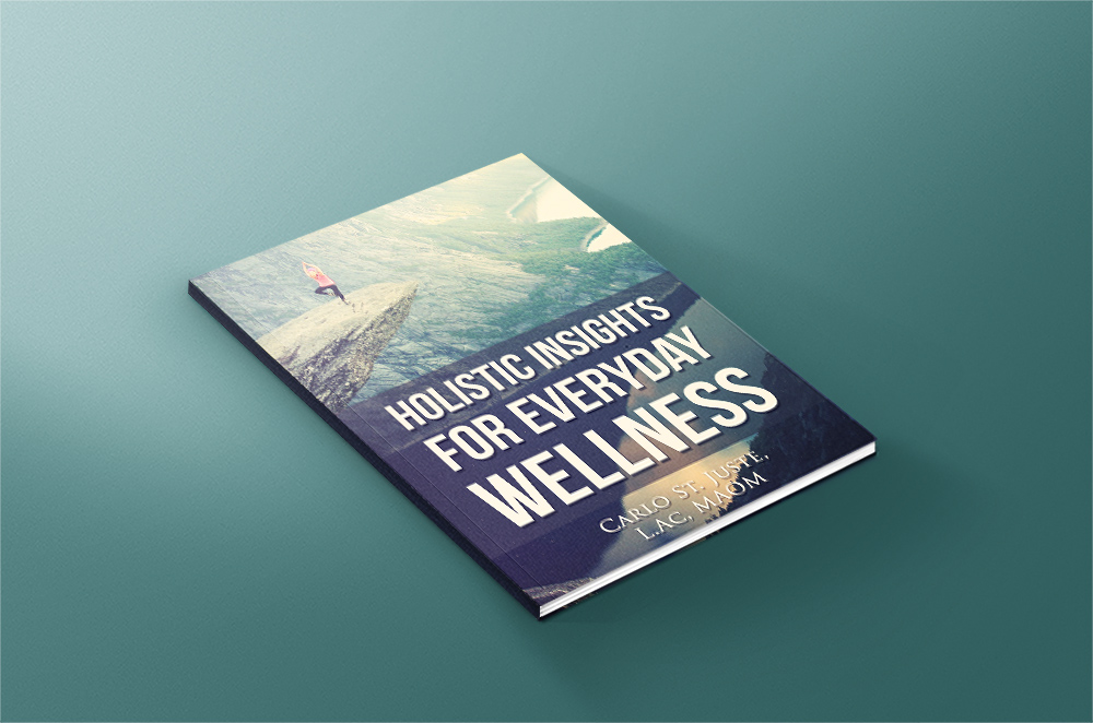 Book Sample for Holistic Insights For Everyday Wellness: Vol. 1