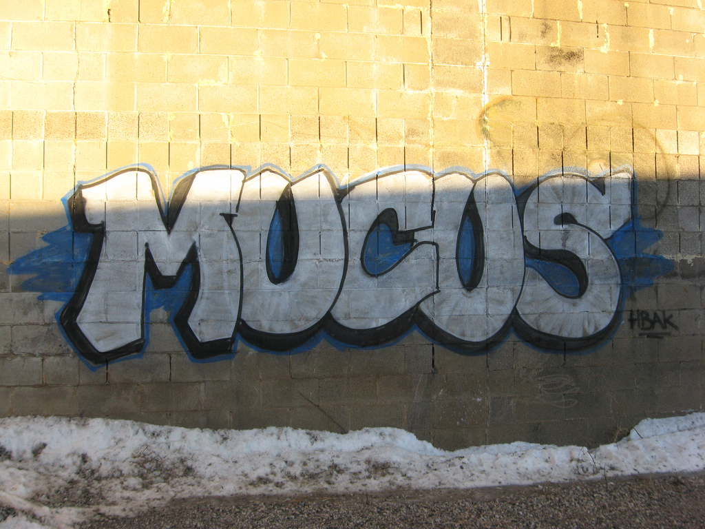 "Picture of the word ""Mucus"""