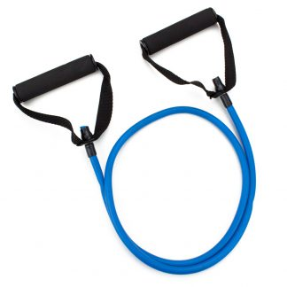 6744 324x324 - 4' Blue Medium Tension (12 lb.) Exercise Resistance Band