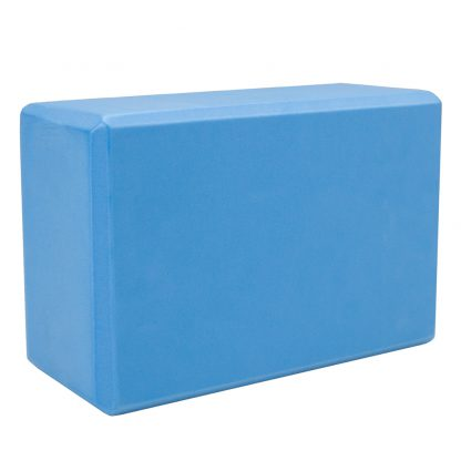 6506 416x416 - Large High Density Blue Foam Yoga Block 9 x 6 x 4