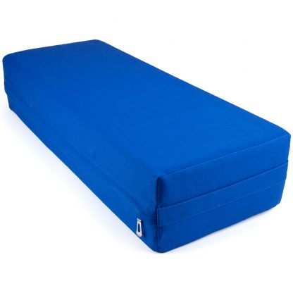 6682 416x416 - Large 26-inch Blue Yoga Bolster and Meditation Pillow