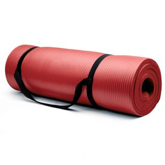 6422 v1 324x324 - Extra Thick (3/4in) Yoga Mat - Red