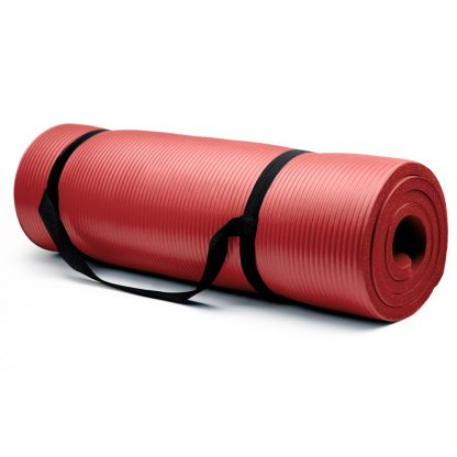 6422 v1 416x416 - Extra Thick (3/4in) Yoga Mat - Red