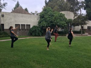 Employee wellness tai chi