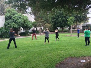 Tai Chi Employee Wellness Program