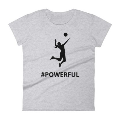 mockup 2b13e4c3 416x416 - Women's short sleeve Volleyball t-shirt